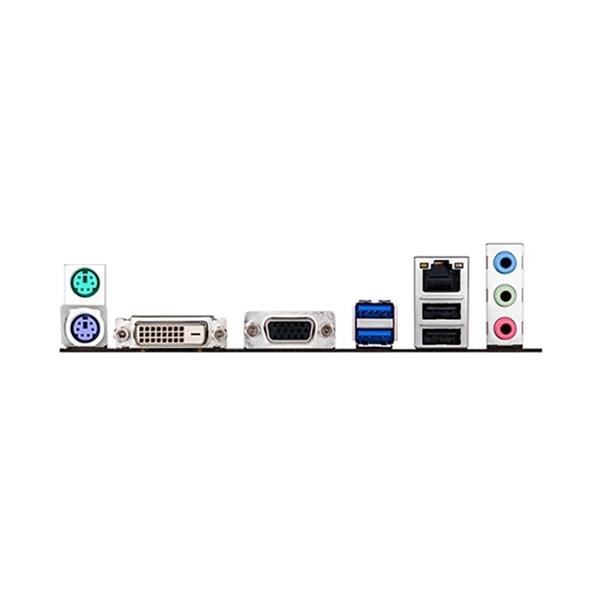 ASUS 華碩 H81M-K-1 INTEL 1150 腳位主機板