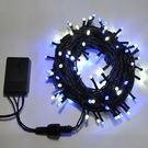 LED 100燈樹燈/串燈(藍白光) 附...
