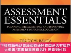 二手書博民逛書店預訂Assessment罕見Essentials: Planning, Implementing, And Imp