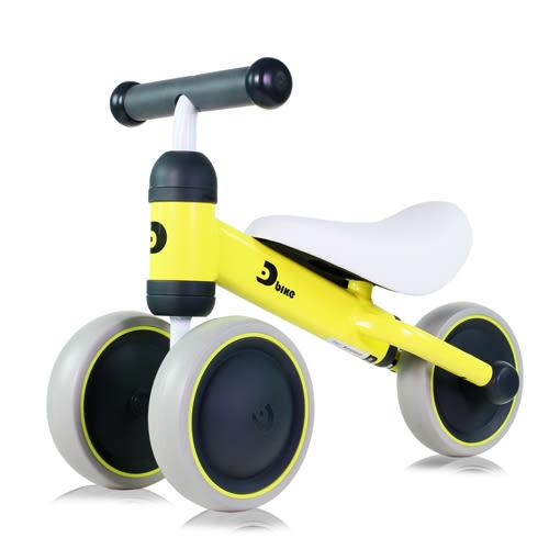 IDES 寶寶滑步平衡車(學步車)D-bike mini (黃色) 1750元