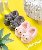 寶寶棉鞋1-3歲秋冬季男童鞋女童毛毛鞋加絨