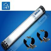 LED防水工作燈 NLL3-18CG-AC  +NC562  光通量1250lx 照度384lm  防水 IP67 電線長度3m