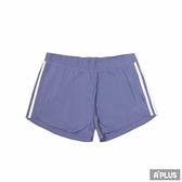 ADIDAS 女 運動短褲 PACER 3S WVN 可調式彈性腰頭 環保 吸濕 排汗 彈性-GR8134