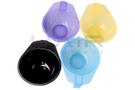 有柄刻度彩色果凍染碗  輕鬆好握  另售染刷/染膏/染劑/瞟粉/雙氧乳 【HAiR美髮網】