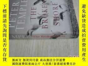 二手書博民逛書店英文原版罕見The Broken Shore: A NovelY7215 Peter Temple The T
