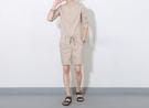 【找到自己】韓國連身 壓扣 工作裝 連身衣 連體衣 吊帶 連身