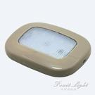車載吸頂燈 汽車閱讀燈LED車內燈多功能照明燈免改裝吸頂燈應急燈後排閱讀燈 果果輕時尚