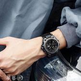 手錶 男士手錶防水特種兵運動學生智慧戰術潮黑科技多功能機械電子錶男 夢藝家
