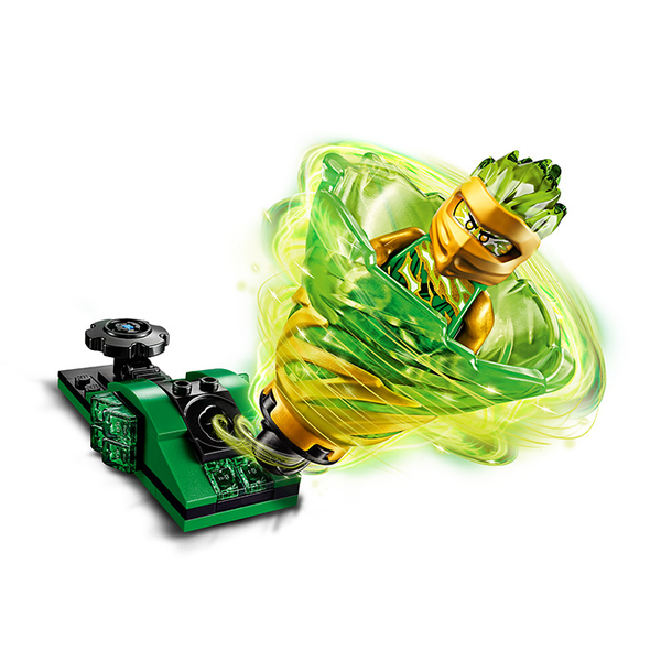 LEGO 樂高 NINJAGO 旋風忍者系列 70681 旋風忍術對決 勞埃德 【鯊玩具Toy Shark】