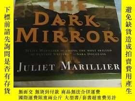 二手書博民逛書店the罕見dark mirror 黑暗的鏡子 精裝原版Y1025