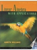 二手書博民逛書店《Linear Algebra With Application