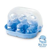 KUKU酷咕鴨微波蒸氣奶瓶消毒盒