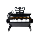 《 KIDMATE 》琴之聲古典鋼琴(黑) / JOYBUS玩具百貨