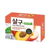 韓國 MKH無窮花-杏桃保濕美肌皂 100g 1入