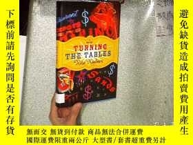 二手書博民逛書店TURNING罕見THE TABLES 轉動桌子 32開Y261