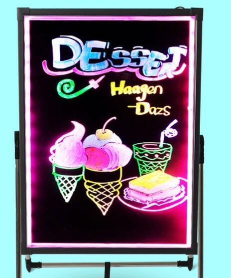 電子LED廣告牌 發光廣告板熒光