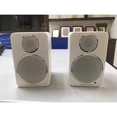 【展示品特賣】英國 Wharfedale 主動式 藍芽 電腦 喇叭 DS-2 白色 公司貨