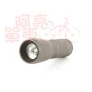 *阿亮單車* 沖繩星野 標準型變焦手電筒(R55)快速變焦,鐵灰色《B27-R55》