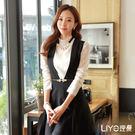 【LIYO理優】立領蕾絲百搭上衣-附小可愛E635014