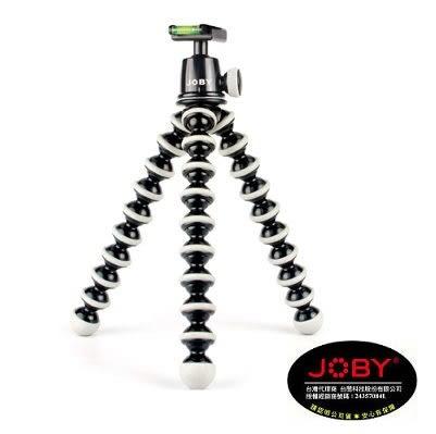JOBY JB1 GorillaPod SLR ZOOM & Ball Head Bundle金剛爪單眼腳架( 同GP3 ) 公司貨 【【承載3kg】