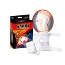 溫熱適 熱敷貼片(膝蓋專用) (布套x1個+熱敷包x4片/盒)