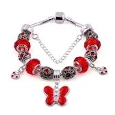 手鍊 串珠-水晶飾品氣質可愛生日母親節禮物女配件3色73bg21【時尚巴黎】
