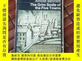 二手書博民逛書店The罕見Grim smile of the five town
