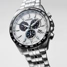 CITIZEN 星辰 限量光動能電波萬年曆計時手錶-43mm CB5874-90A