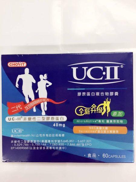 巧維他 UC-II 非變性二型膠原蛋白60粒 [仁仁保健藥妝]