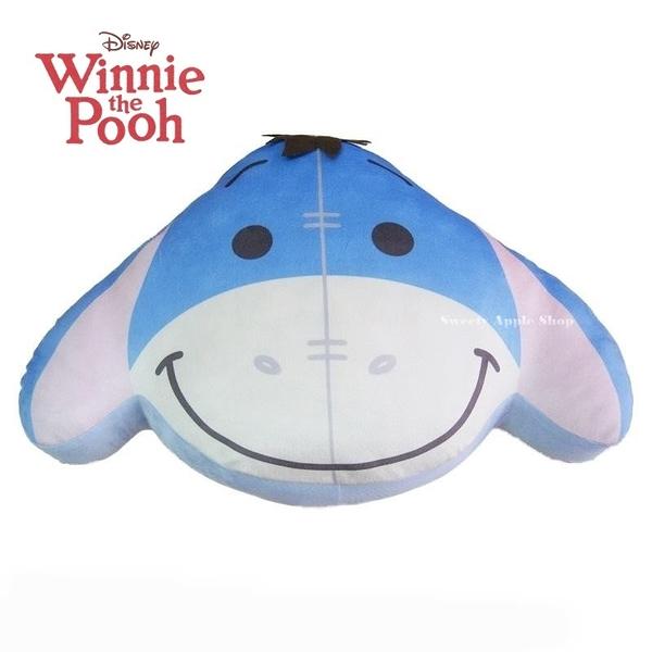 日本限定 迪士尼 小熊維尼家族 屹耳 大臉版 抱枕玩偶