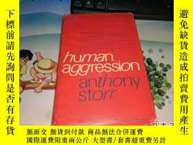 二手書博民逛書店HUMAN罕見AGGRESSION【外文原版書】看圖Y16417