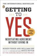 二手書博民逛書店《Getting to Yes: Negotiating Agreement Without Giving in》 R2Y ISBN:0143118757