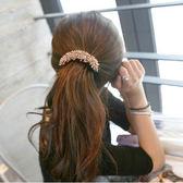 [618好康又一發]髪飾韓國髪夾堅卡女學生韓版馬尾頭飾飾品