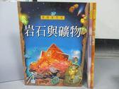 【書寶二手書T1/少年童書_YAL】岩石與礦物_遨遊外太空_昆蟲太驚奇_共3本合售_探險家百科