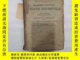 二手書博民逛書店O ANALYSE罕見FONCTIONNELLEY186589