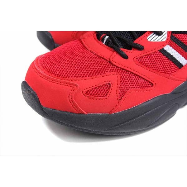 FILA 運動鞋 跑鞋 男鞋 黑/紅 1-J314U-201 no094