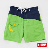CHUMS 日本 男 防潑水休閒褲 萊姆綠 CH031018M014