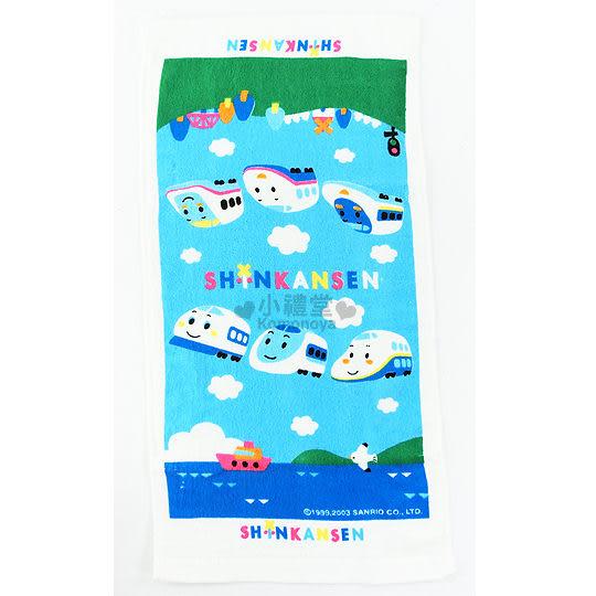 〔小禮堂嬰幼館〕台灣 佳美 新幹線 嬰兒用品禮盒組《藍.竹籃》送禮體面大方 4710482-08024