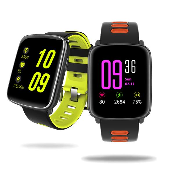 【iPlug SW-S5】深度防水藍牙智慧型手錶(通話款)