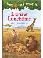 二手書博民逛書店 《Lions at Lunchtime (Magic Tree House Series #11)》 R2Y ISBN:0679883401│Osborne