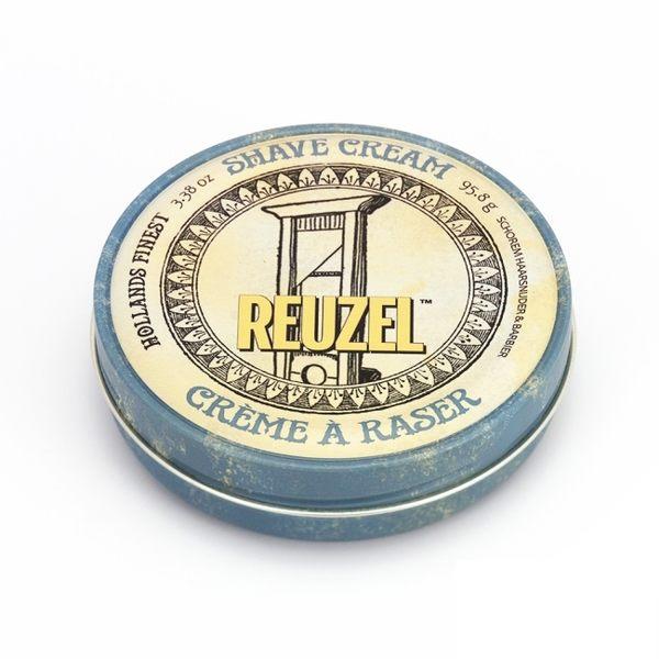 REUZEL Shave Cream 清新舒爽刮鬍膏 95.8g