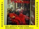 二手書博民逛書店虹罕見MADAME FIGARO 2009 10Y203004
