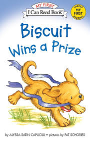 (An I Can Read系列  My First )  BISCUIT WINS A PRIZE   /讀本