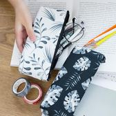 筆袋女高中生文藝小清新簡約大學生帆布文具袋用品創意鉛筆盒【新店開張85折促銷】
