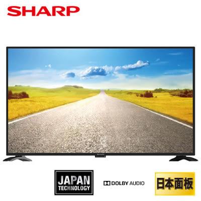 ★SHARP夏普 ★40吋FHD智慧連網液晶顯示器 LC-40SF466T