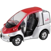 【 TOMICA火柴盒小汽車 】TM038 TOYOTA AUTO BODY COMS 豐田電動機車 / JOYBUS玩具百貨