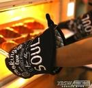 新!GREVY耐高溫烘焙手套烤箱專用加厚微波爐防燙手套帶涂層一雙『新佰數位屋』