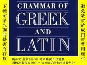 二手書博民逛書店New罕見Comparative Grammar Of Gree