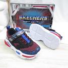 Skechers SKECH-BOTS 中童鞋 魔鬼氈 兒童運動鞋 402105LBKRB【iSport愛運動】