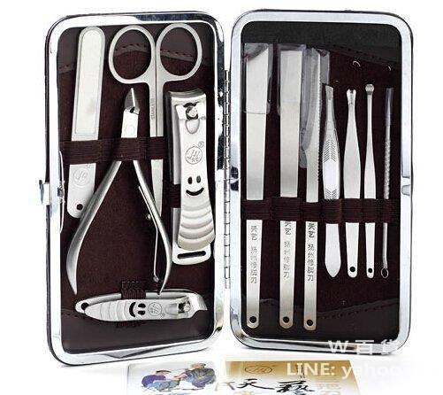 指甲剪 修腳剪刀 盒裝美甲工具 不鏽鋼